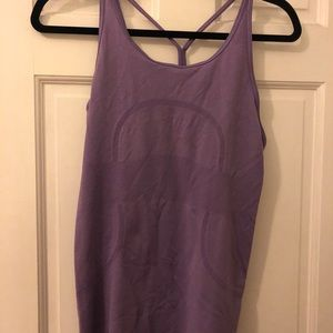 Lululemon Swiftly strappy tank